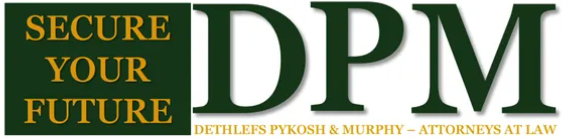 Dethlefs Pykosh Murphy Logo